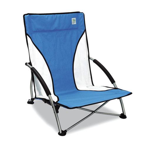 chaise de plage brunner cuba bleue raviday camping. Black Bedroom Furniture Sets. Home Design Ideas