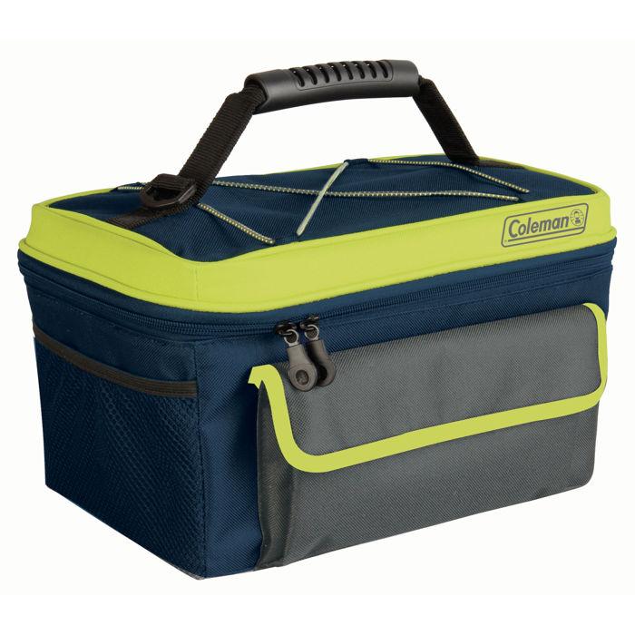 Glaci re souple coleman sport soft cooler 9l raviday camping - Matelas gonflable coleman 2 places ...