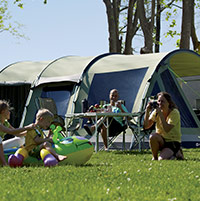 Vie au camping