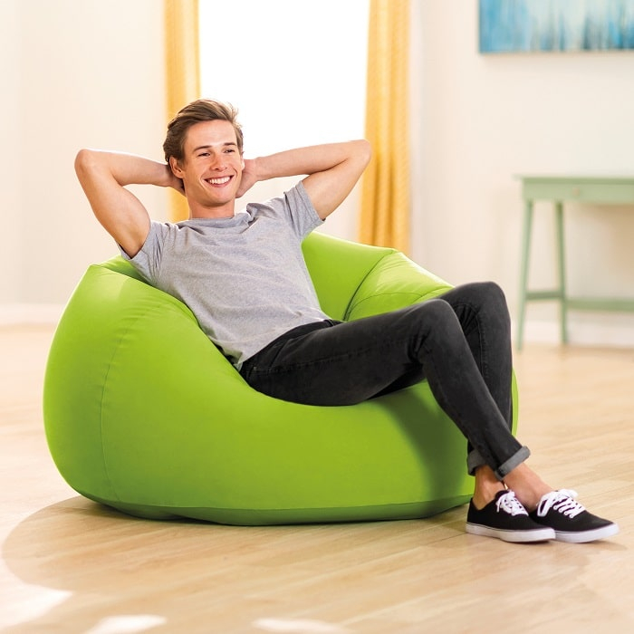 Pouf Gonflable Intex Coloré Version 2020
