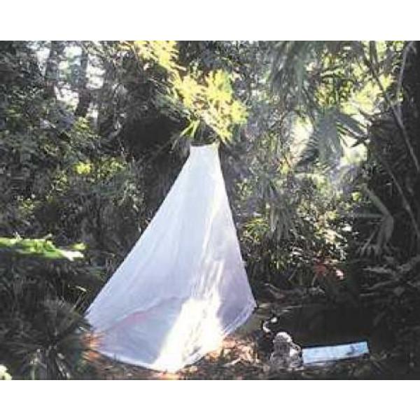 Moustiquaire imprégnée pyramidale Pharmavoyage Travel 1 personne