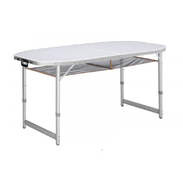 Table ovale pliante Campart