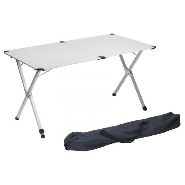 Table de camping Campart pour 6 personnes
