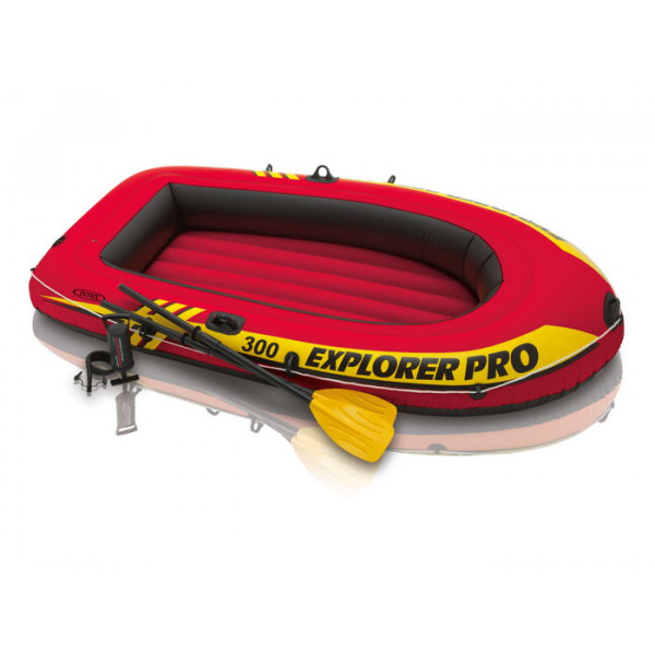 "Bateau gonflable INTEX ""Explorer 300 Pro Set"""
