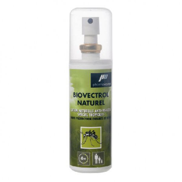 Biovectrol Naturel Pharmavoyage 100 ml