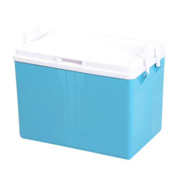 Glacière EDA Plastiques 52L Bleu turquoise