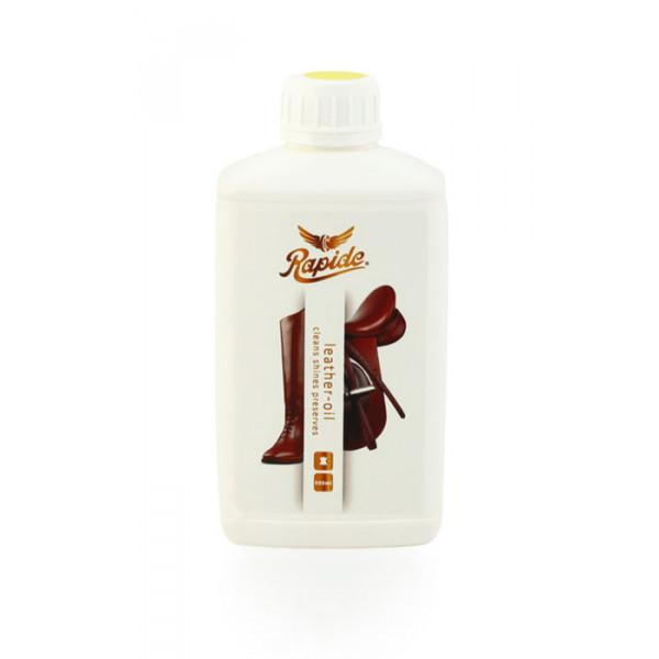 Huile incolore pour le cuir 500 ml - RAPIDE