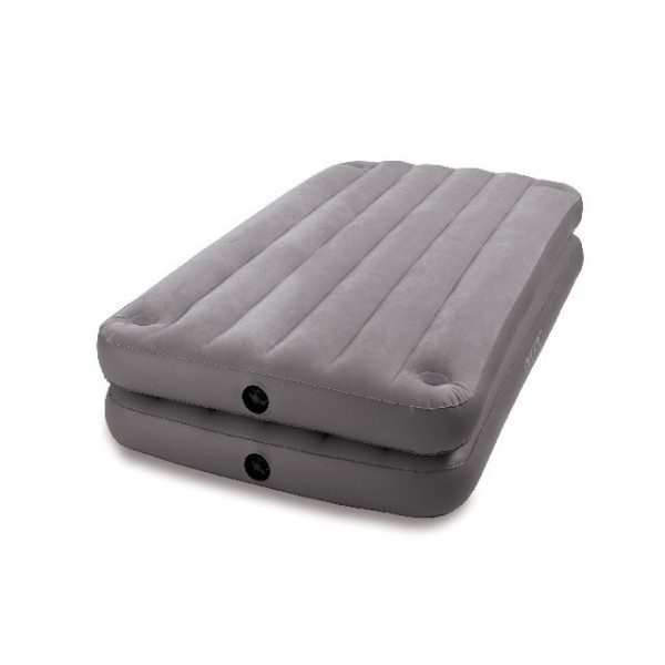 matelas gonflable 1 personne et 2 personnes lit d 39 appoint intex. Black Bedroom Furniture Sets. Home Design Ideas