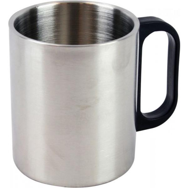 Mug en métal Highlander avec double isolation 300 ml