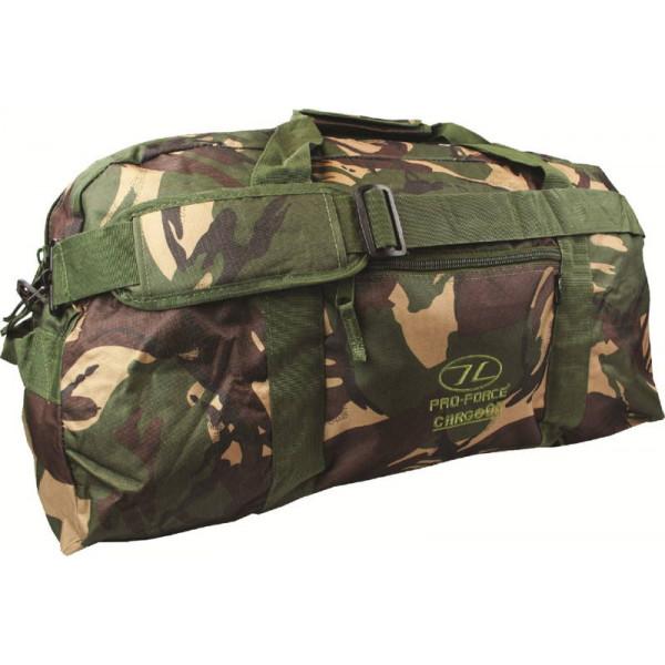 Sac cargo Highlander Camouflage 65L