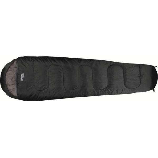 Sac de couchage Sleepline 250 momie noir Highlander