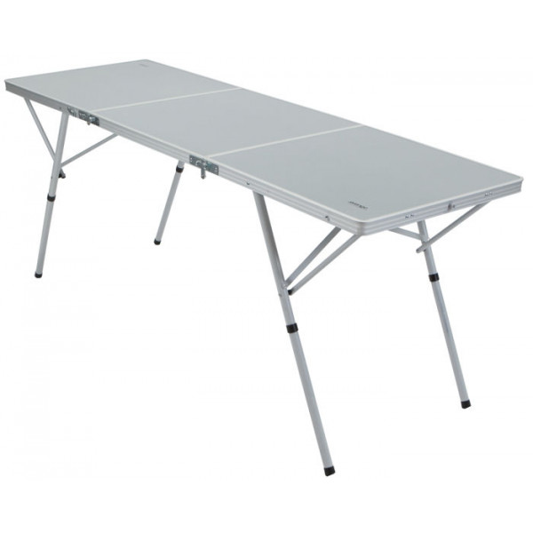 Table pliable Vango Alder en aluminium