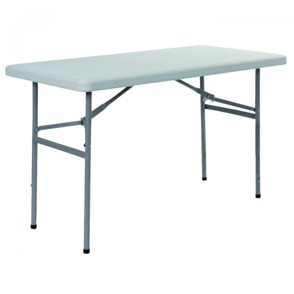 Table de camping 4 personnes Raviday 122 x 61 x 74 cm