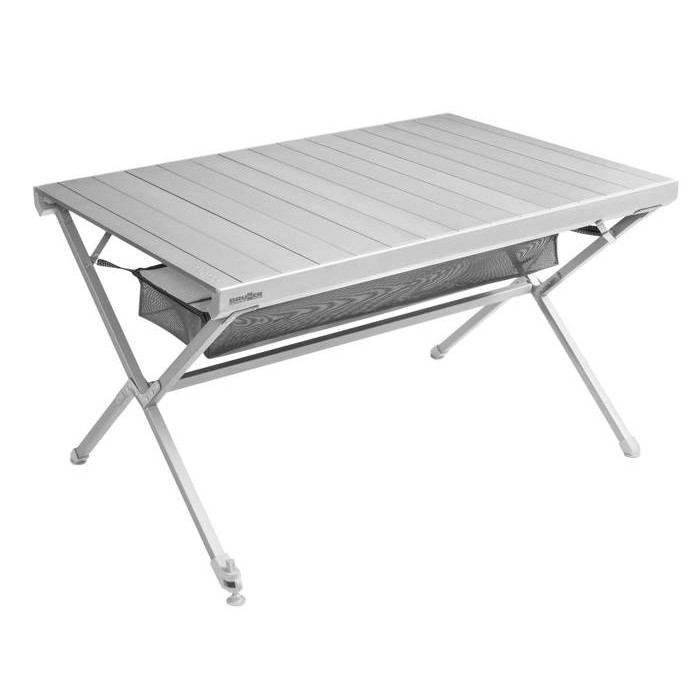Table de camping brunner titanium ng 4 raviday camping for Table titanium quadra 6 personnes