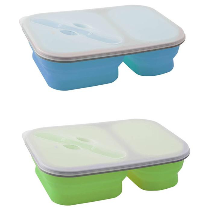 Boîte flexible Brunner Snack-Box 1.6L