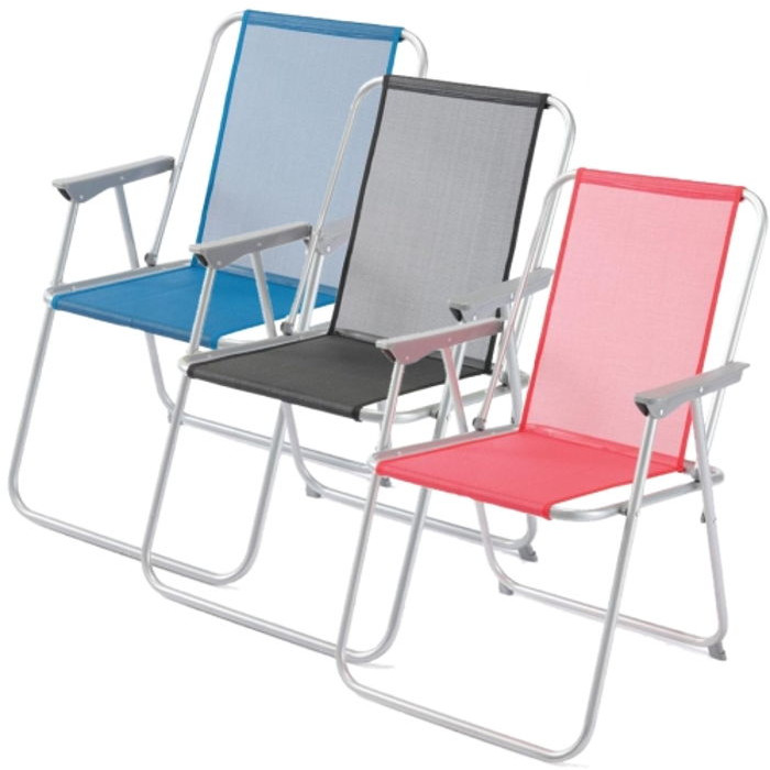 Chaise pliante gelert bembridge raviday camping for Chaise de camping
