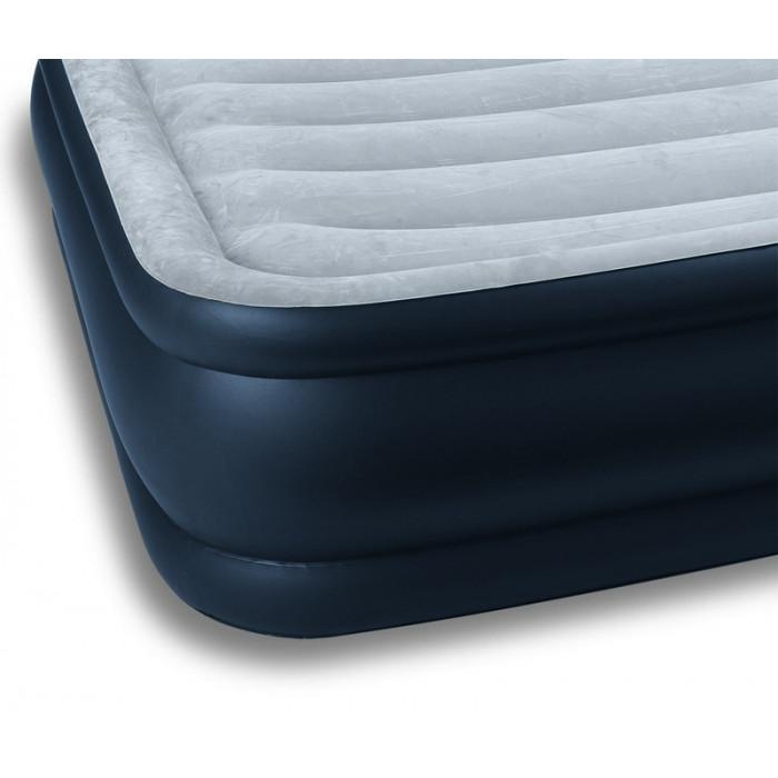matelas gonflables deux personnes intex pillow deluxe. Black Bedroom Furniture Sets. Home Design Ideas