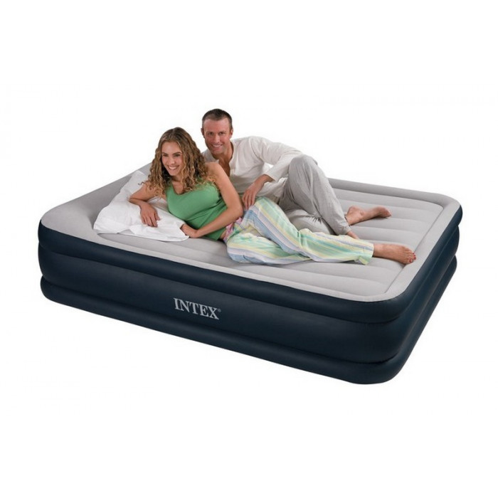 Matelas gonflable Intex Pillow Deluxe 2 personnes