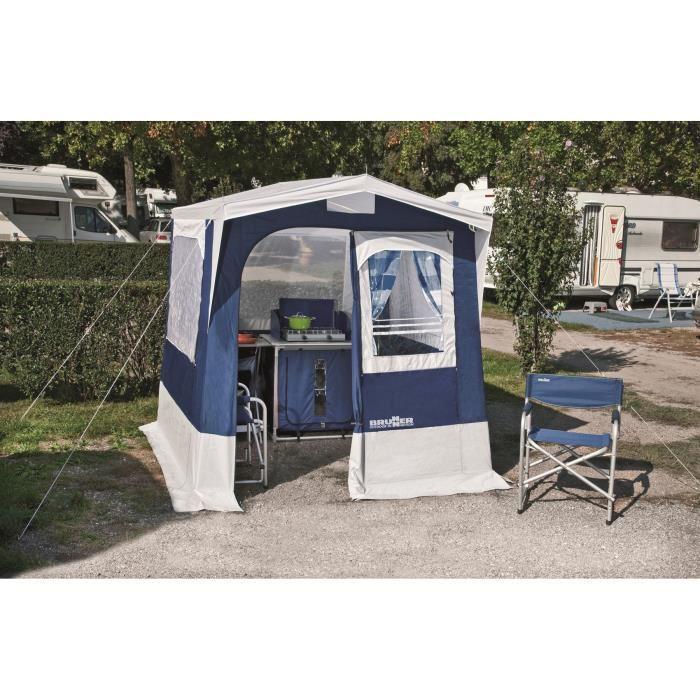 Tente de cuisine 200 x 200 cm gusto brunner raviday camping for Tente cuisine camping