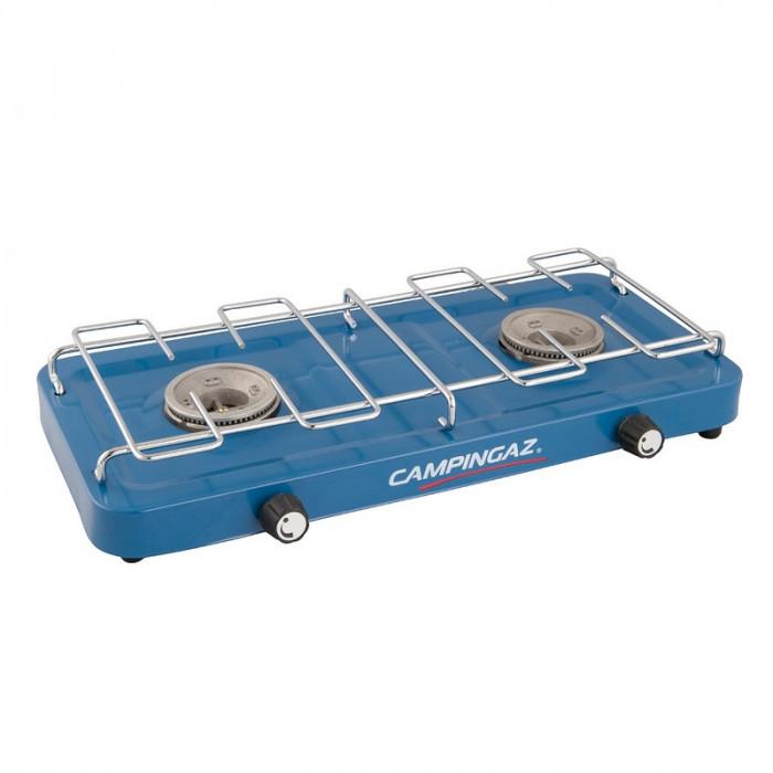 Réchaud gaz compact Campingaz Base Camp 2 feux
