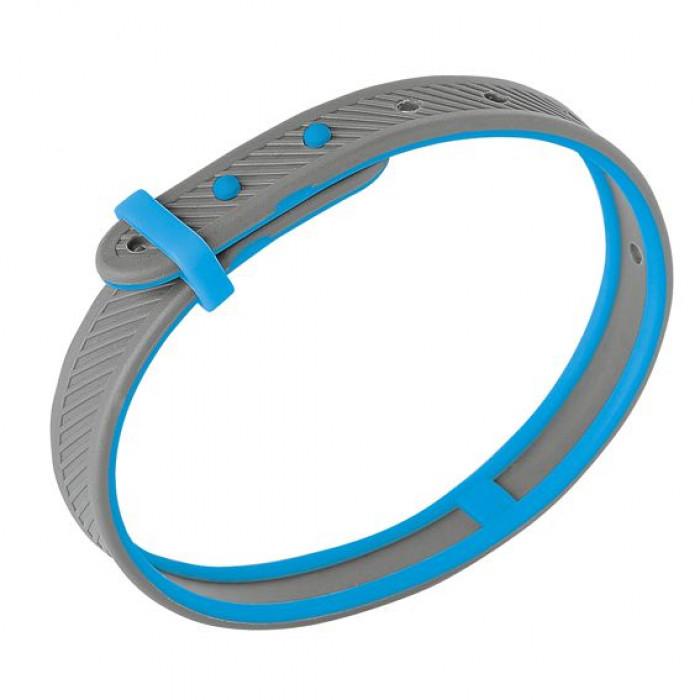 Bracelet anti-insectes Pharmavoyage Bleu/gris