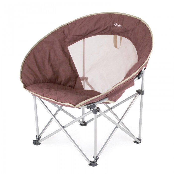 chaise pliante gelert caldera moon marron raviday camping. Black Bedroom Furniture Sets. Home Design Ideas