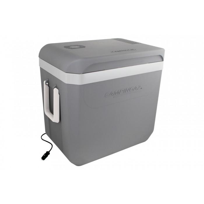glaci re lectrique 12v campingaz powerbox 36l campingaz. Black Bedroom Furniture Sets. Home Design Ideas