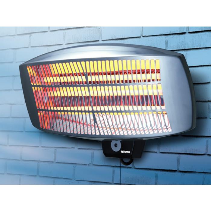 chauffage de terrasse 2 en 1 2000w. Black Bedroom Furniture Sets. Home Design Ideas
