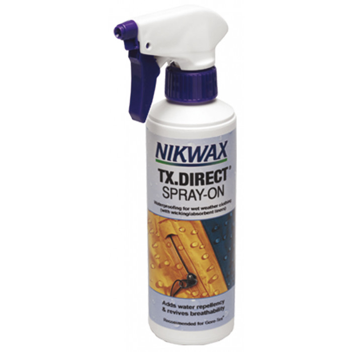 Spray imperméabilisant Nikwax Tx Direct 300ML