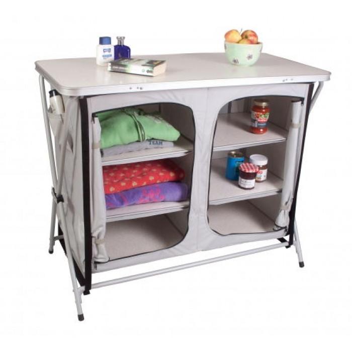 meuble de rangement kampa zara raviday camping. Black Bedroom Furniture Sets. Home Design Ideas