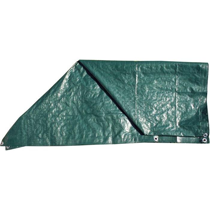 Tapis de sol pour tente 180 x 120 cm Highlander