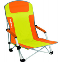 chaise-de-plage-brunner-bula-orange-0404148N.C85