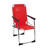 Chaise de camping pour enfant Bo Camp Copa Rio Rouge