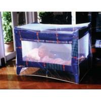 Moustiquaire imprégnée Pharmavoyage pour lit de bébé