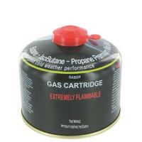 Cartouche de gaz à valve Highlander Butane/Propane 230g