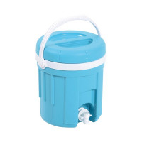 Fontaine isotherme 4 litres bleue - EDA