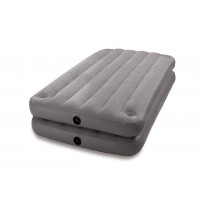 Matelas gonflable simple 2 en 1 Intex