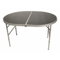 Table de camping Kampa ovale