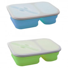 Boîte flexible Brunner Snack-Box 1.6L