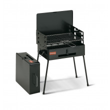 Ferraboli Pic Nic barbecue charbon valise camping car