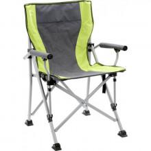Chaise de camping pliante Brunner Raptor Grise/Verte