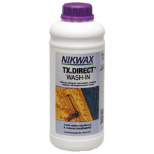 "Nikwax ""Wash In TX Direct"", Imperméabilisant pour vêtements 1L"