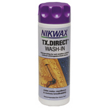 "Nikwax ""wash in TX direct"" 300ml, Imperméabilisant pour vêtements waterpoof"