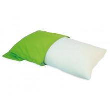 Oreiller de voyage 50 x 30 cm à mémoire de forme Vert - SUN GARDEN