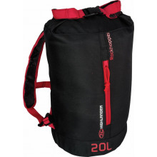 Sac Rockhopper 20L Noir/Rouge Highlander