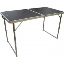 Table de camping table de pique nique pliable raviday for Table titanium quadra 6 personnes