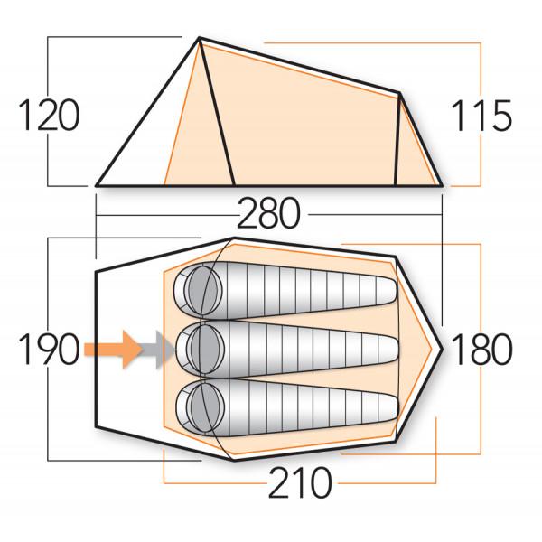 tente-vango-soul-300-atlantic-3-personnes-TEJSOUL AB5165-plan-tente