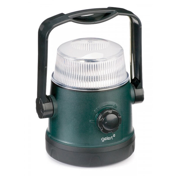 Lanterne de camping à piles Gelert XL pas cher