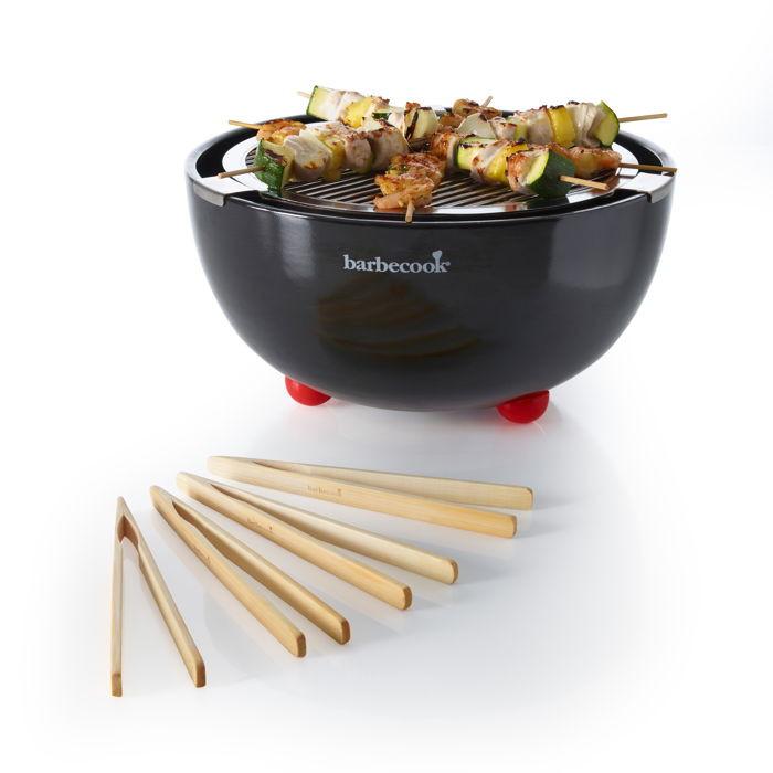 Barbecue de table au charbon Joya noir Barbecook