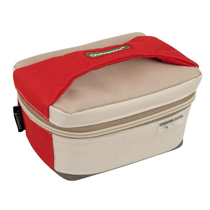 Glacière souple Freez'Box 3L Plus Red + Flexi Freez pack